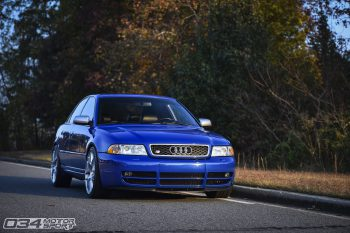 Keith's Quest To Build The Perfect Nogaro Blue S4