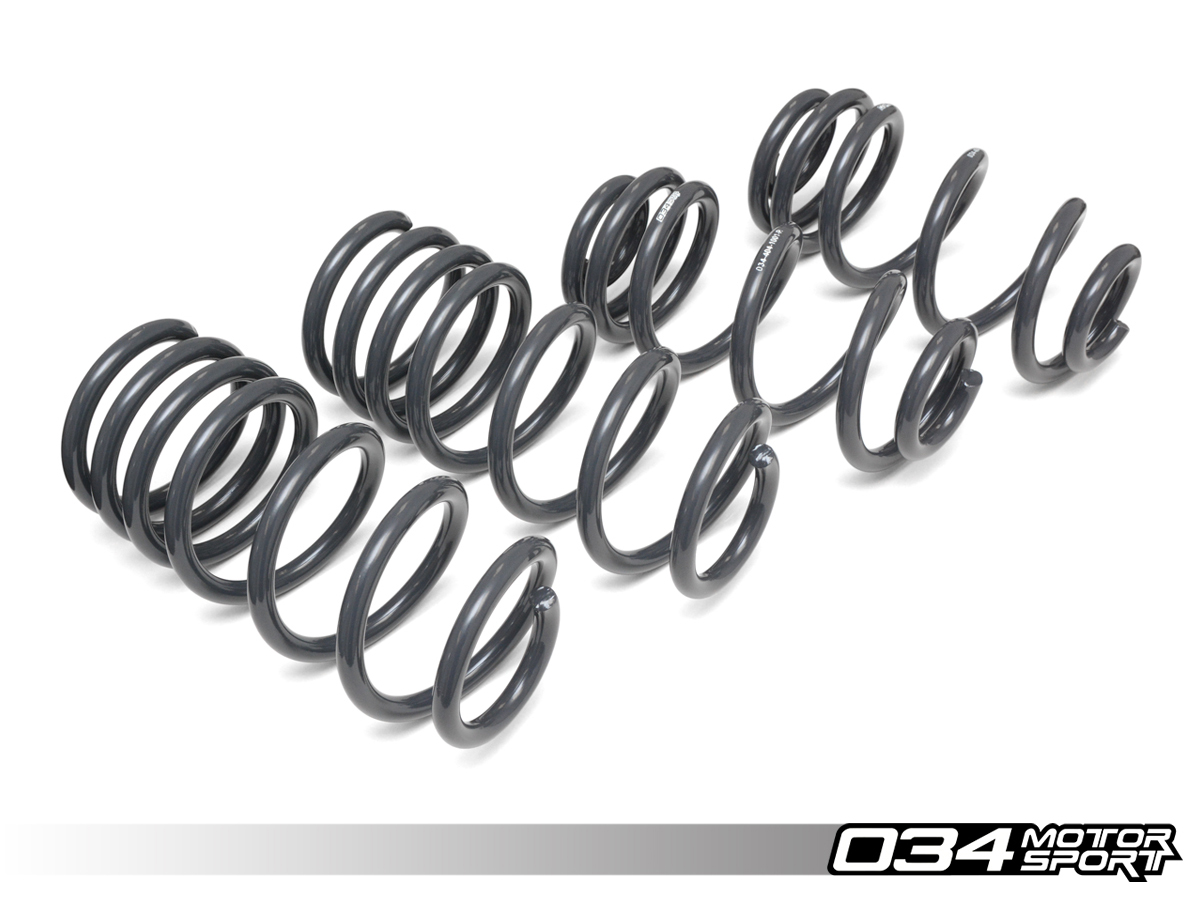 B9 Audi A4/Allroad Lowering Springs