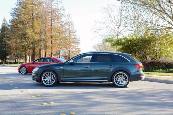 Dynamic+ B9 Audi A4/Allroad Lowering Springs
