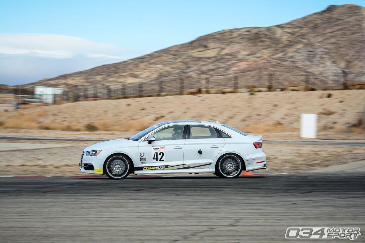 034Motorsport R460 8V Audi S3 On Track