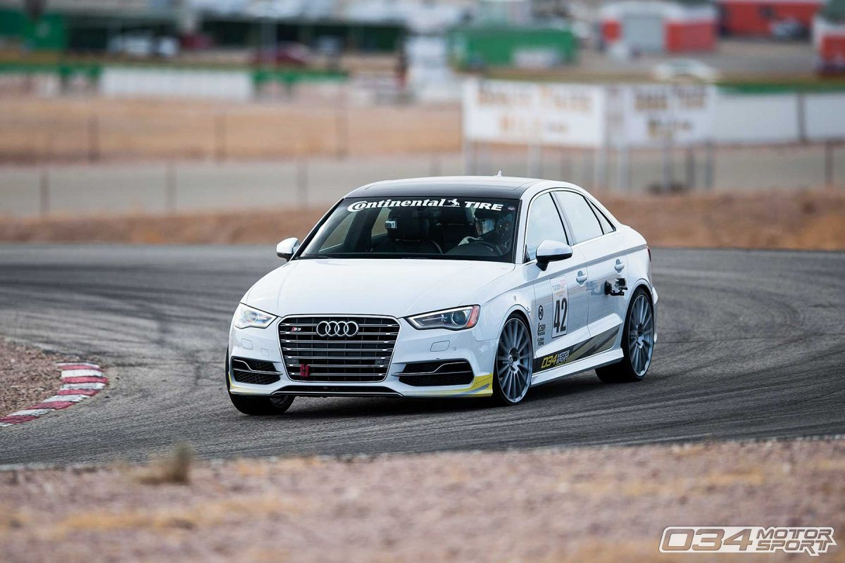 R460 8V Audi S3 Tuned by 034Motorsport