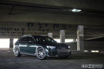 Jaron's Glorious Gotland Green B9 Audi Allroad
