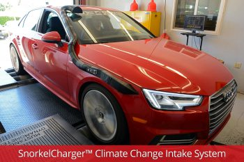 Introducing the SnorkelCharger™ Climate Change Intake System