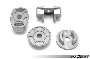 B9 Audi A4 Billet Aluminum Rear Subframe Mount Inserts Are Here!
