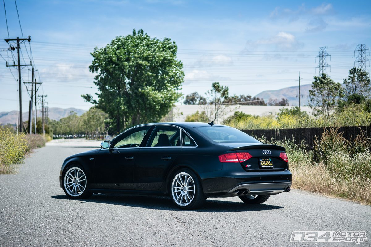 Top 8 Upgrades for your B8/B8 5 Audi S4 - 034Motorsport Blog