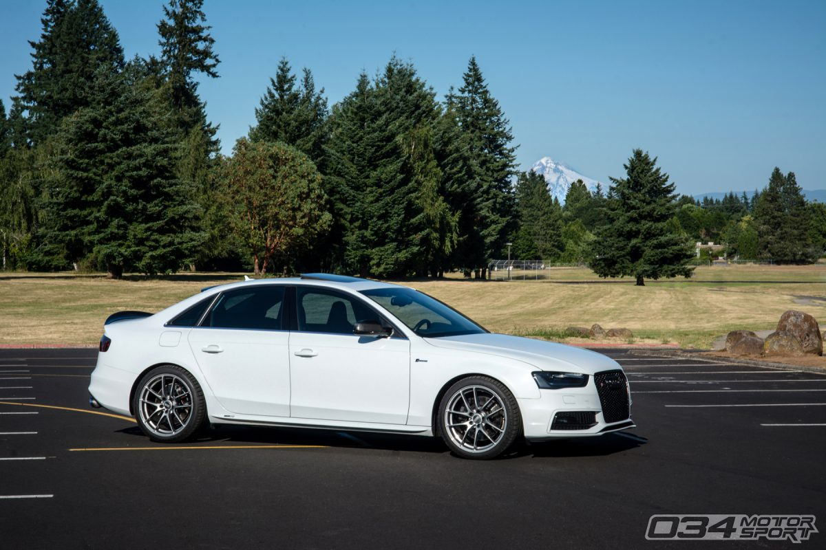 geoff 39 s dual pulley tuned b8 5 audi s4 3 0t 034motorsport blog. Black Bedroom Furniture Sets. Home Design Ideas