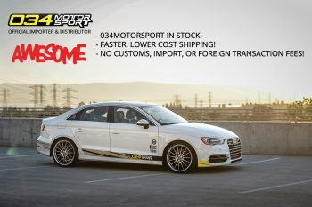 034Motorsport Announces an Official Partnership with Awesome, Ltd