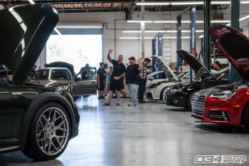 SummerFest 2017 | 034Motorsport's Dyno Day & Open House with NorCal Audi Club