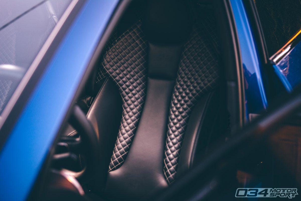 Tuned 8V Audi S3 Interior