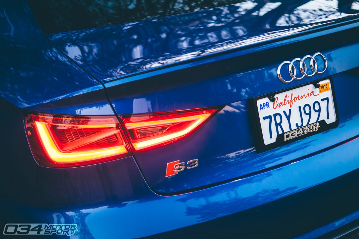 R460 Hybrid Turbo Equipped 8V Audi S3