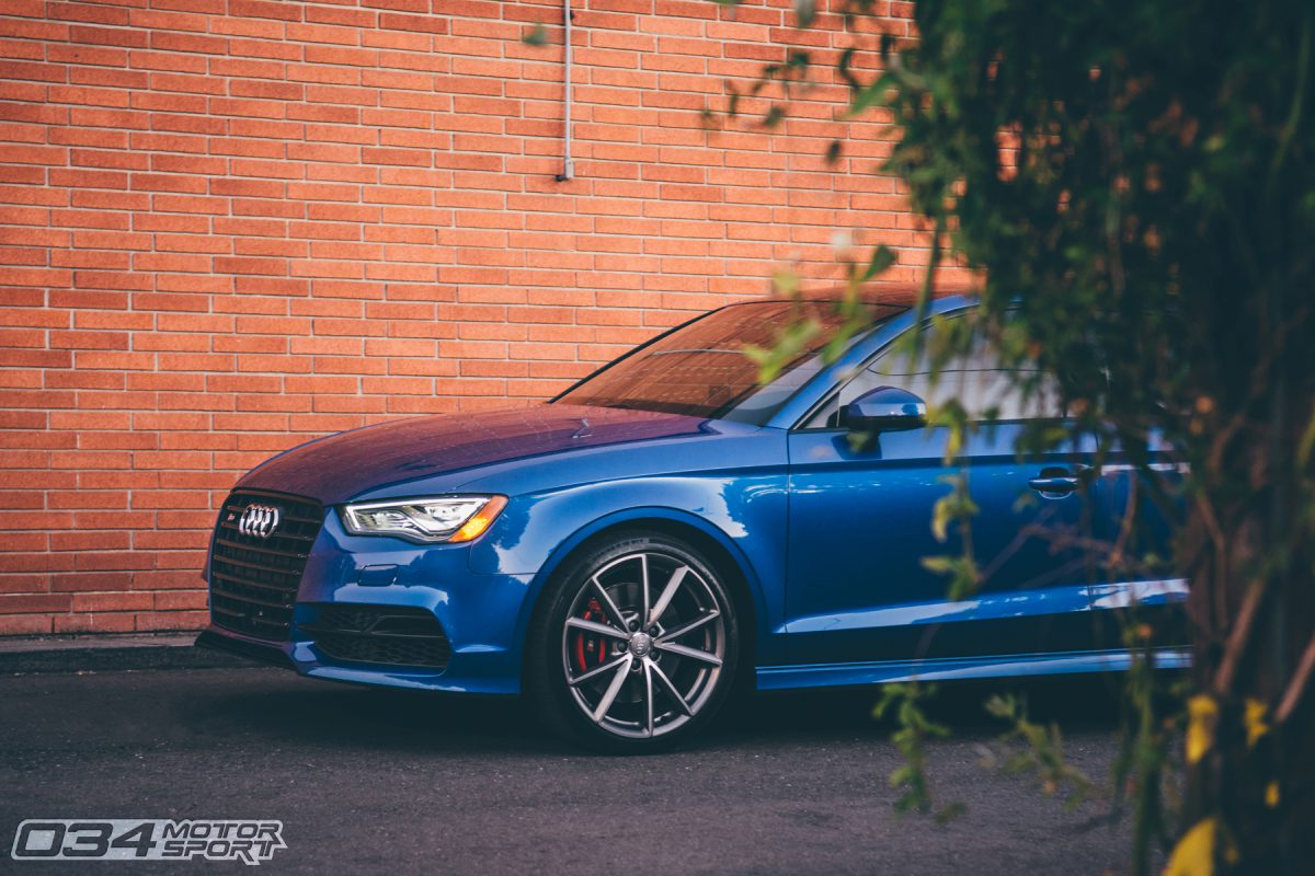 R460 Hybrid Turbocharged 8V Audi S3