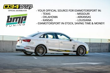034Motorsport and BMP Tuning Establish an Official Partnership in the Central-Southern USA