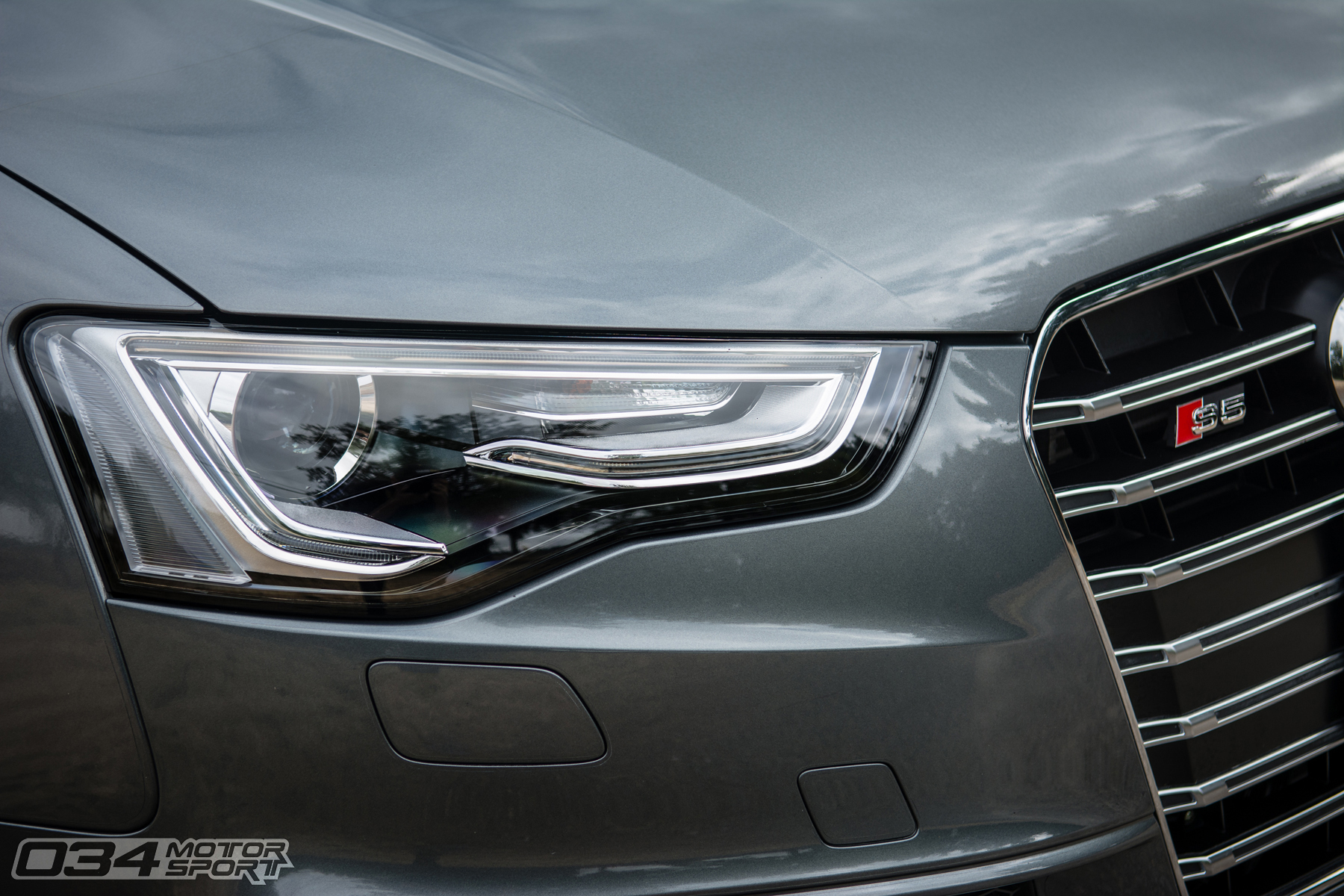 Tuned B8.5 Audi S5 3.0T