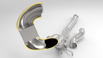 It's Here: The 034Motorsport Performance MQB Downpipe