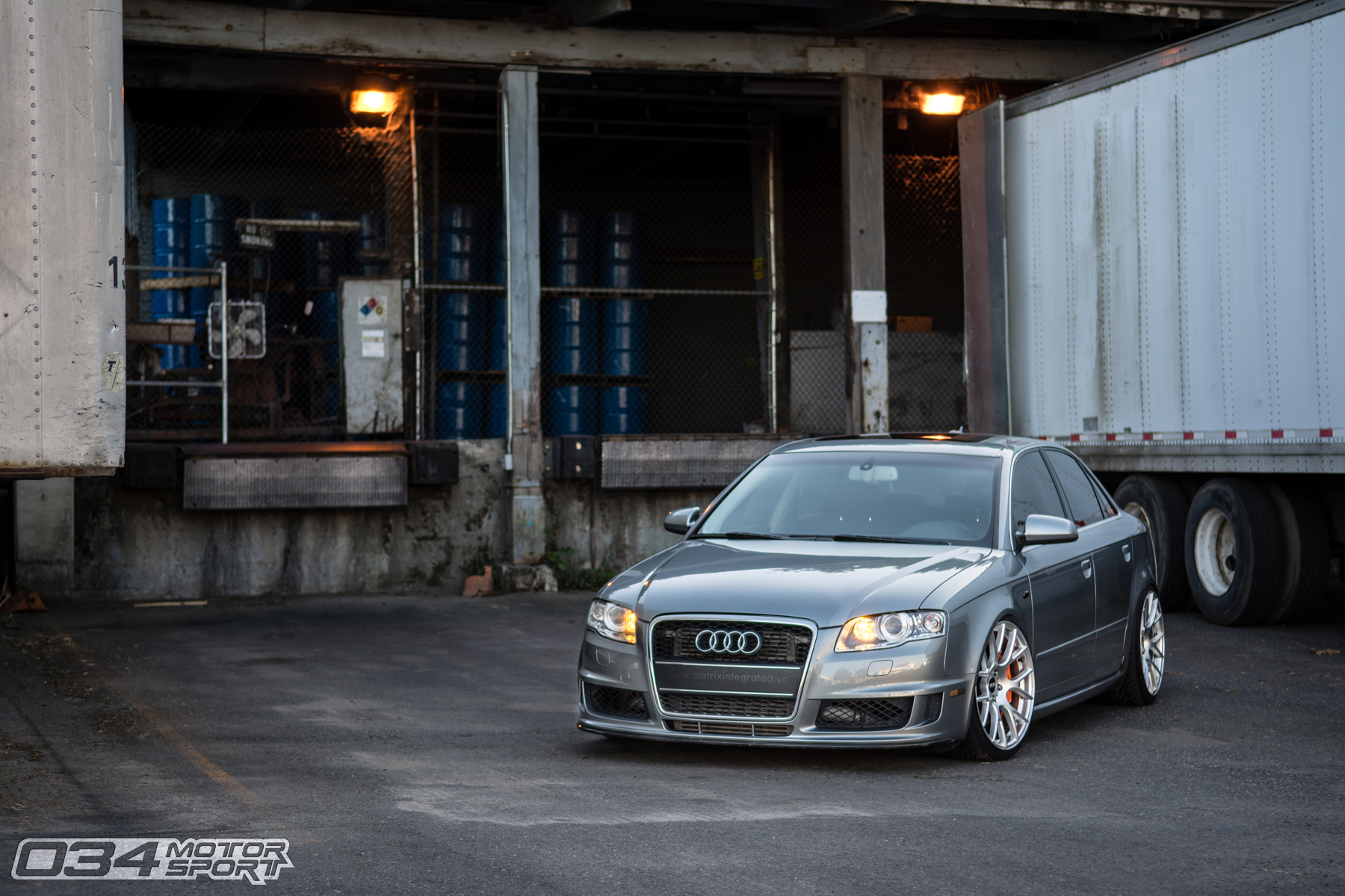 Modified B7 Audi A4 2.0T FSI 6-Speed Quattro