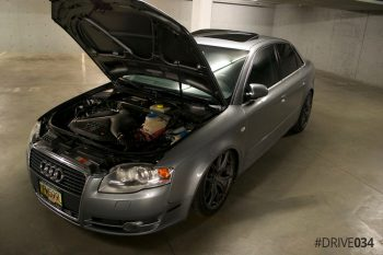 #Drive034 | Ryder's 2.7T Swapped B7 Audi A4
