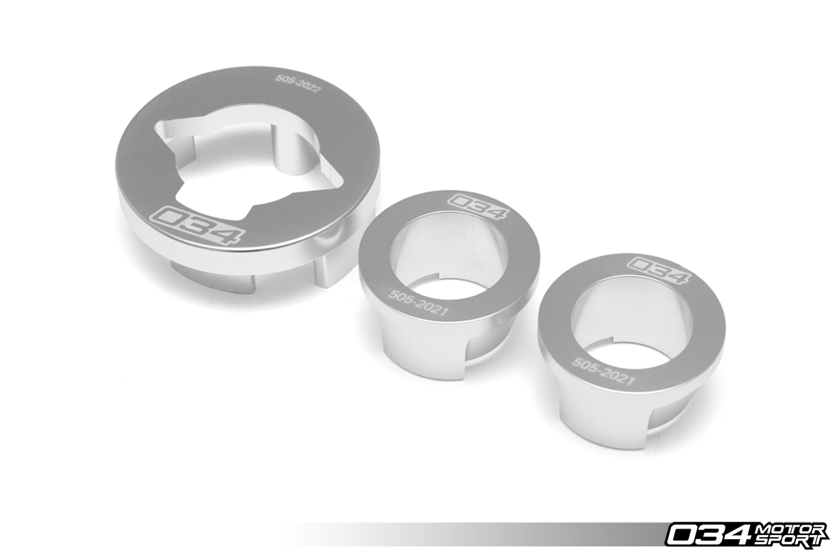 Billet Aluminum Rear Differential Insert Kit for B9 Audi A4/S4 & Allroad