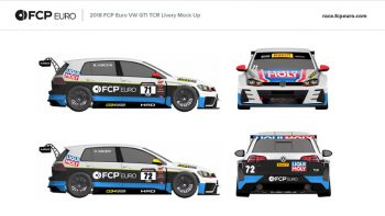 034Motorsport Partners with FCP Euro to Field Two Volkswagen GTI TCRs In The 2018 Pirelli World Challenge Season