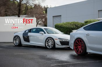 WinterFest 2018 at 034Motorsport - Bay Area Audi/Volkswagen Get Together & Car Show