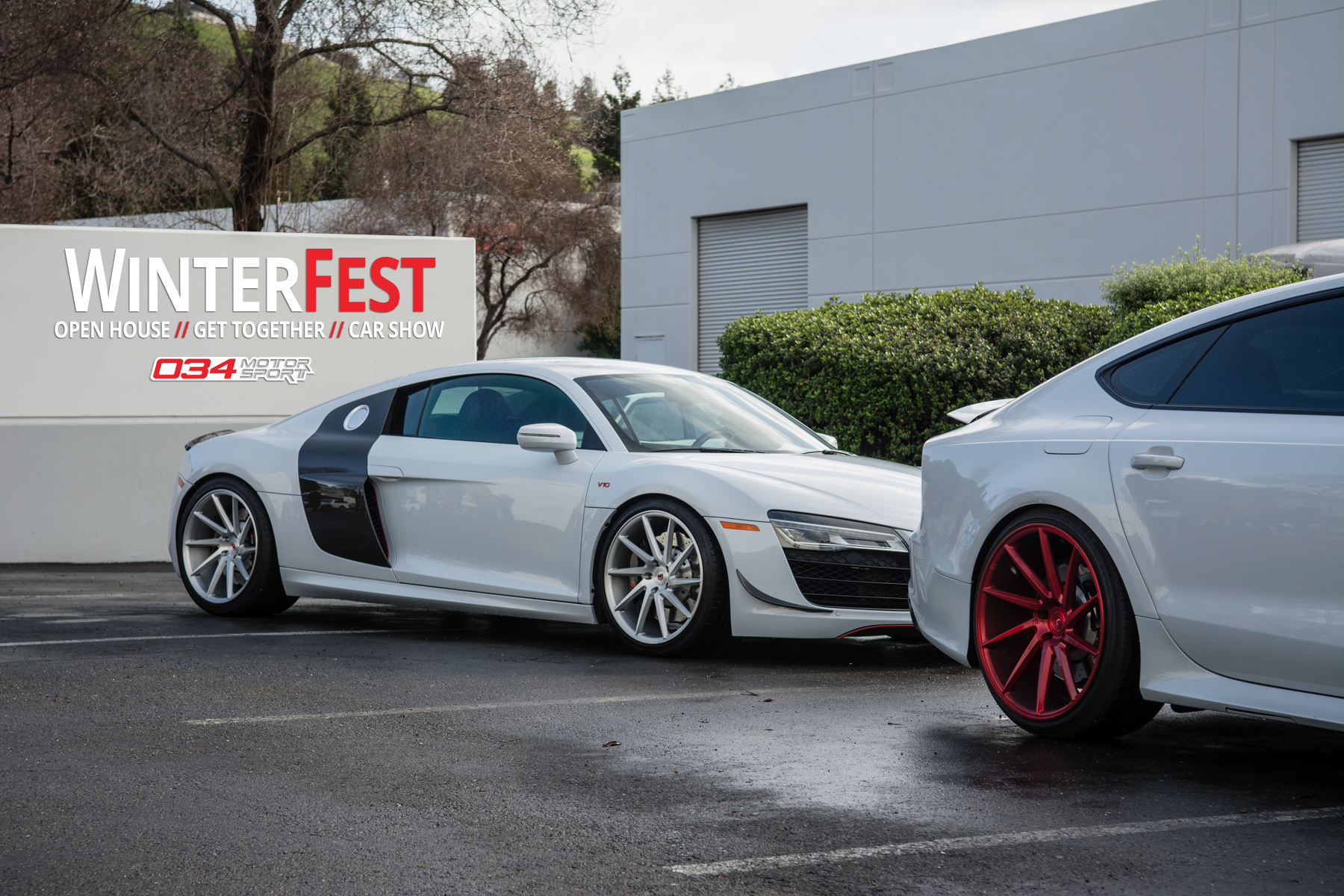 WinterFest 2018 NorCal Bay Area Audi Volkswagen Get Together Car Show