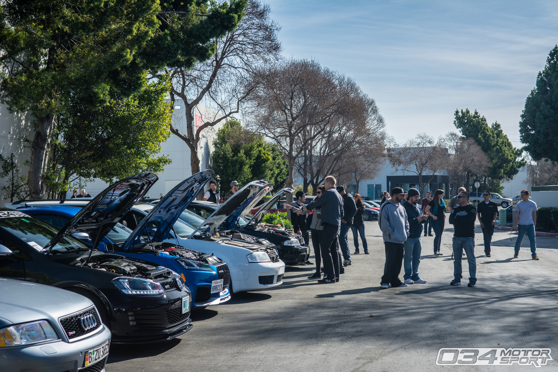034Motorsport WinterFest Car Show
