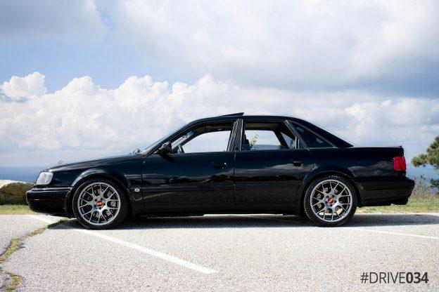 Bel's Modded 1993 C4 Audi UrS4