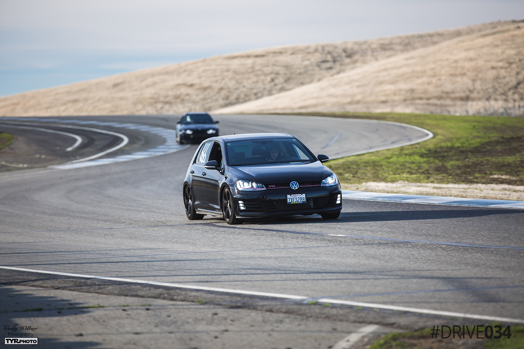 Lowered Stage 2 Mk7 Volkswagen GTI