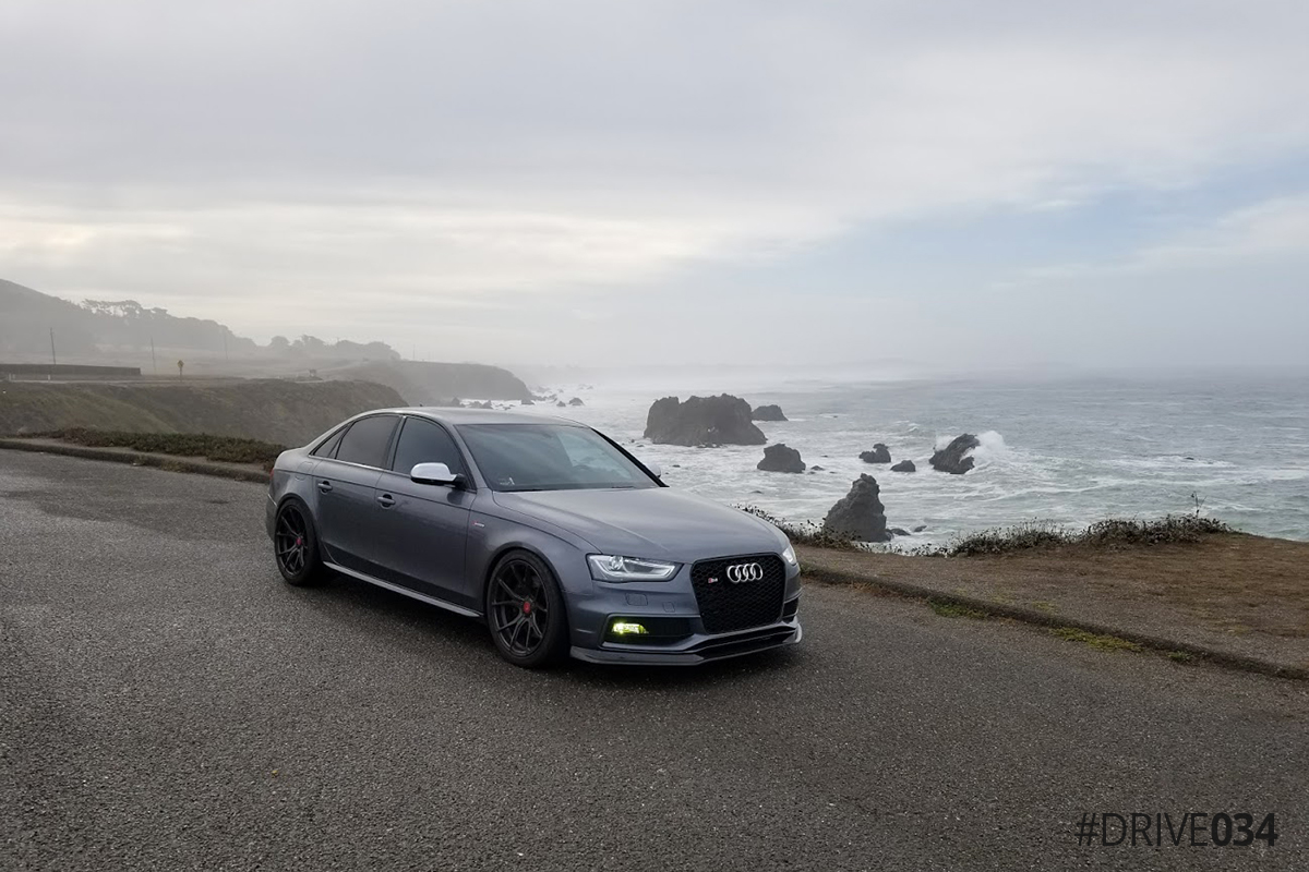 Stage 2+ Dual Pulley Tuned B8.5 Audi S4