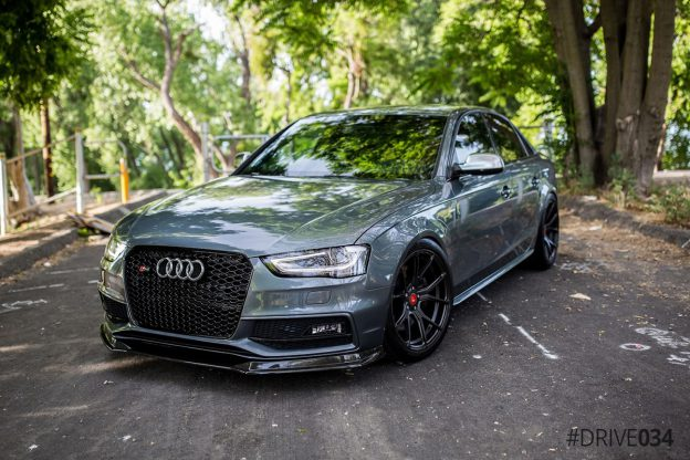 Stage 2+ Dual Pulley B8.5 Audi S4