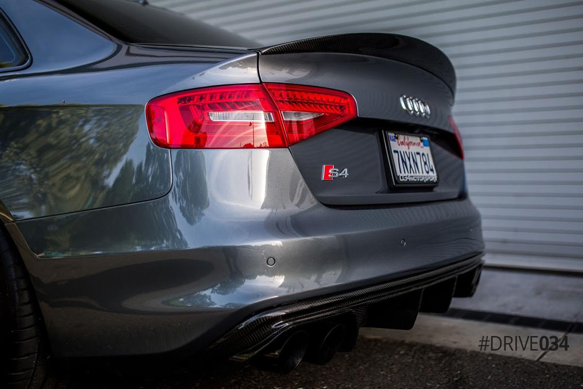 Tuned B8.5 Audi S4