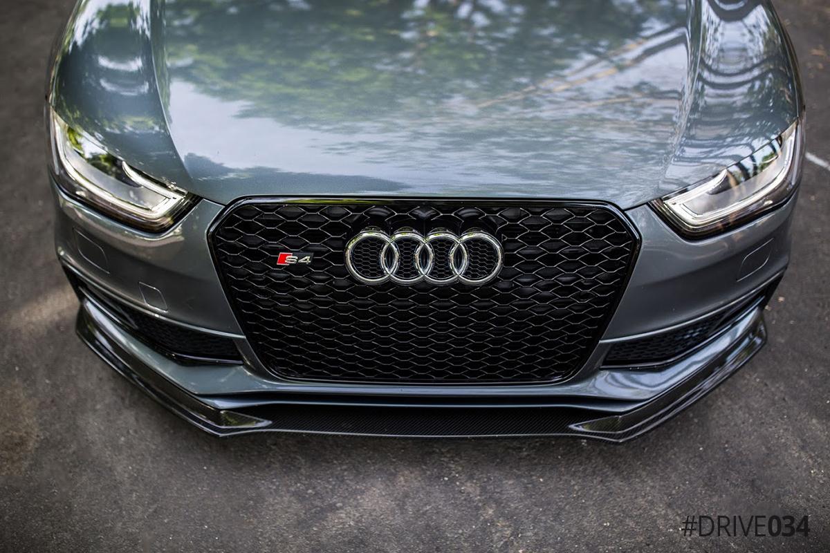 Modified B8.5 Audi S4