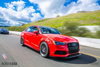 #Drive034 | Jeremy's 2016 Audi S3