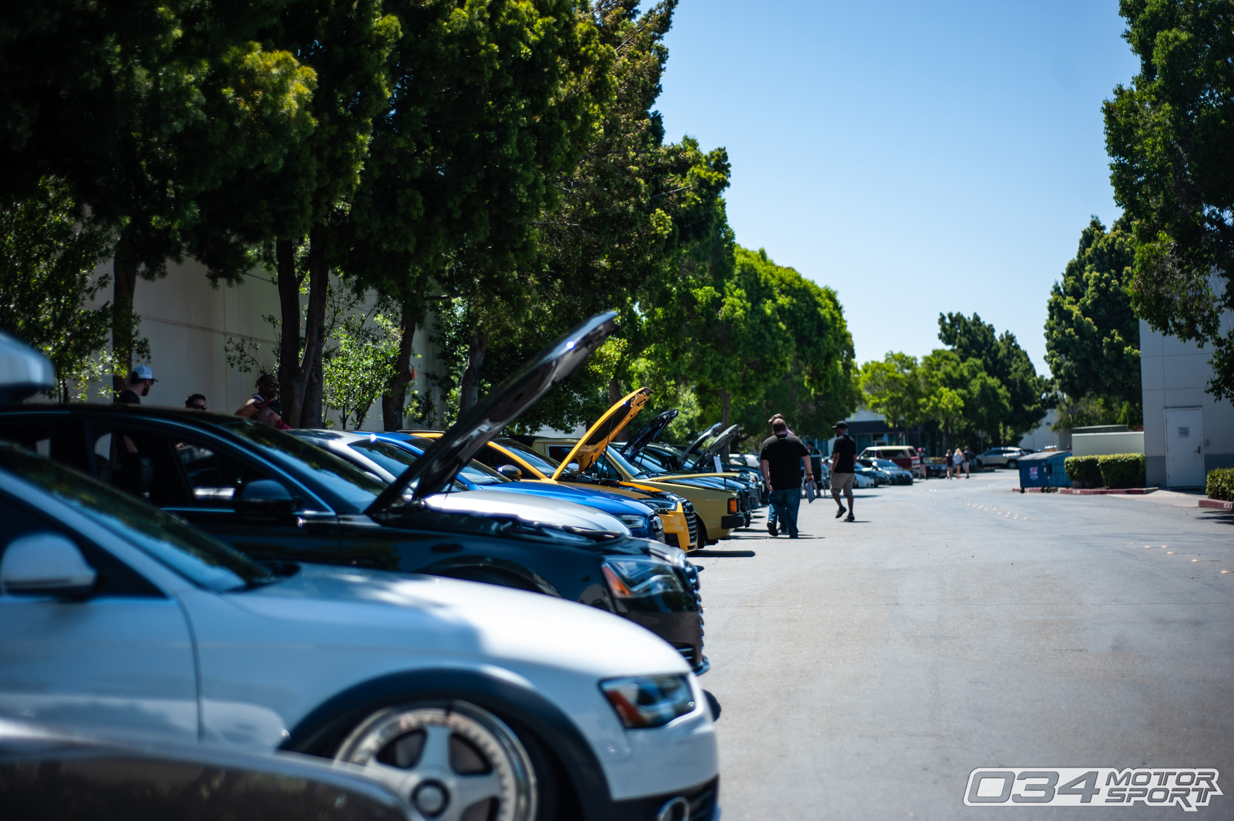 034Motorsport SummerFest Car Show