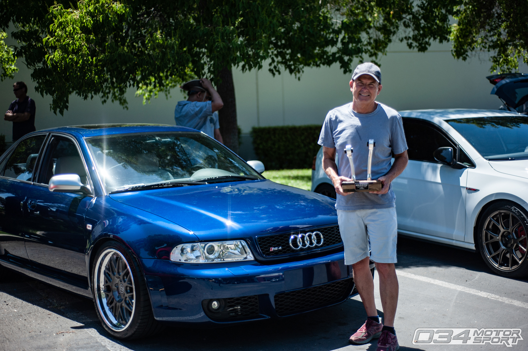 Jim Loucks B5 Audi S4 2.7T Widebody Sedan