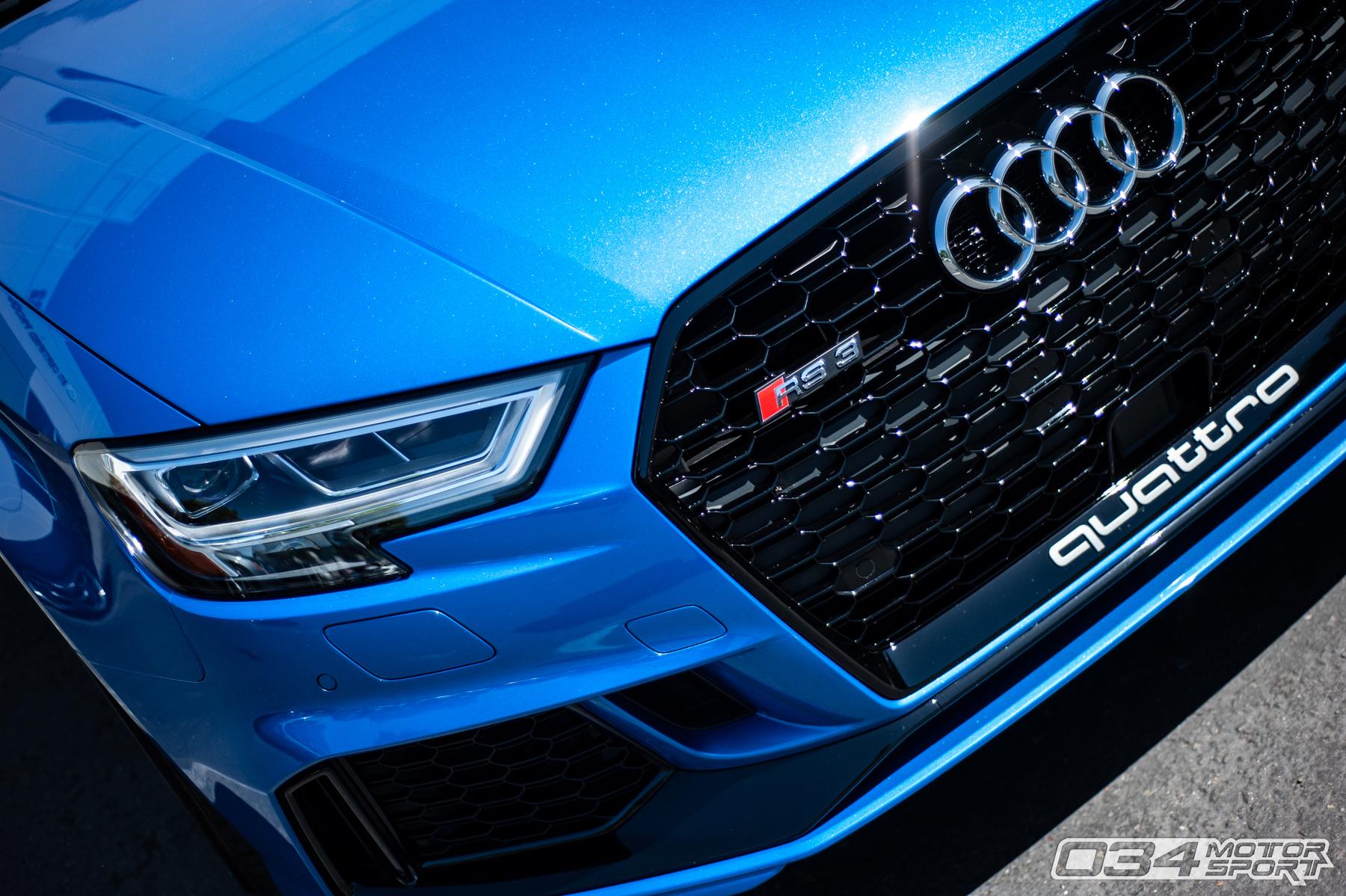 8V.5 Audi RS3