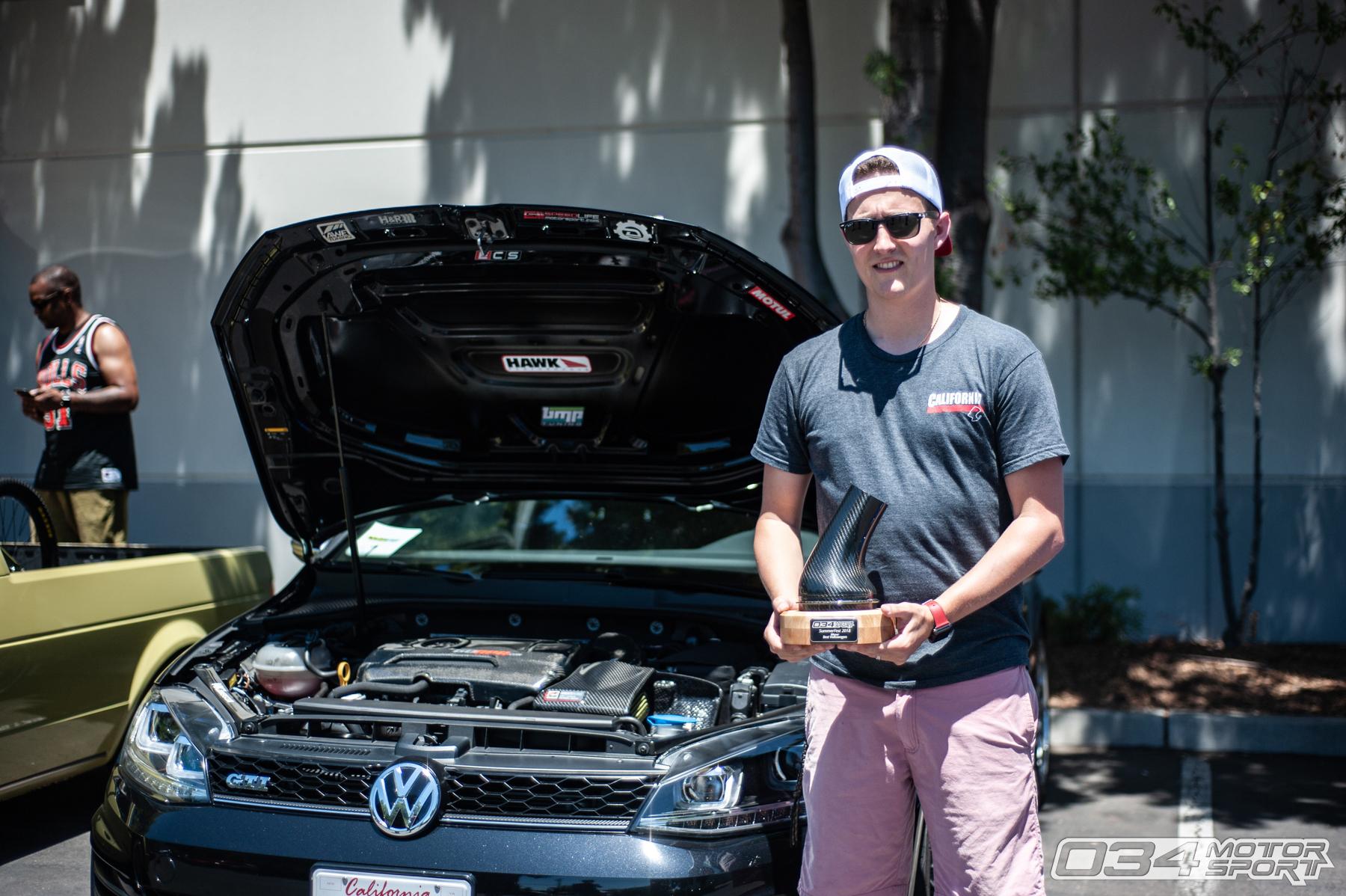 Colin Delano's Mk7 Volkswagen GTI 2.0T