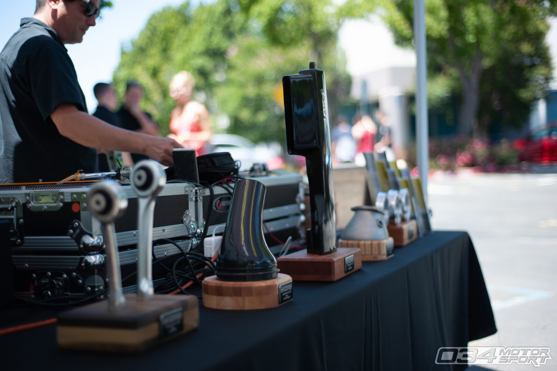 034Motorsport SummerFest Car Show Trophies