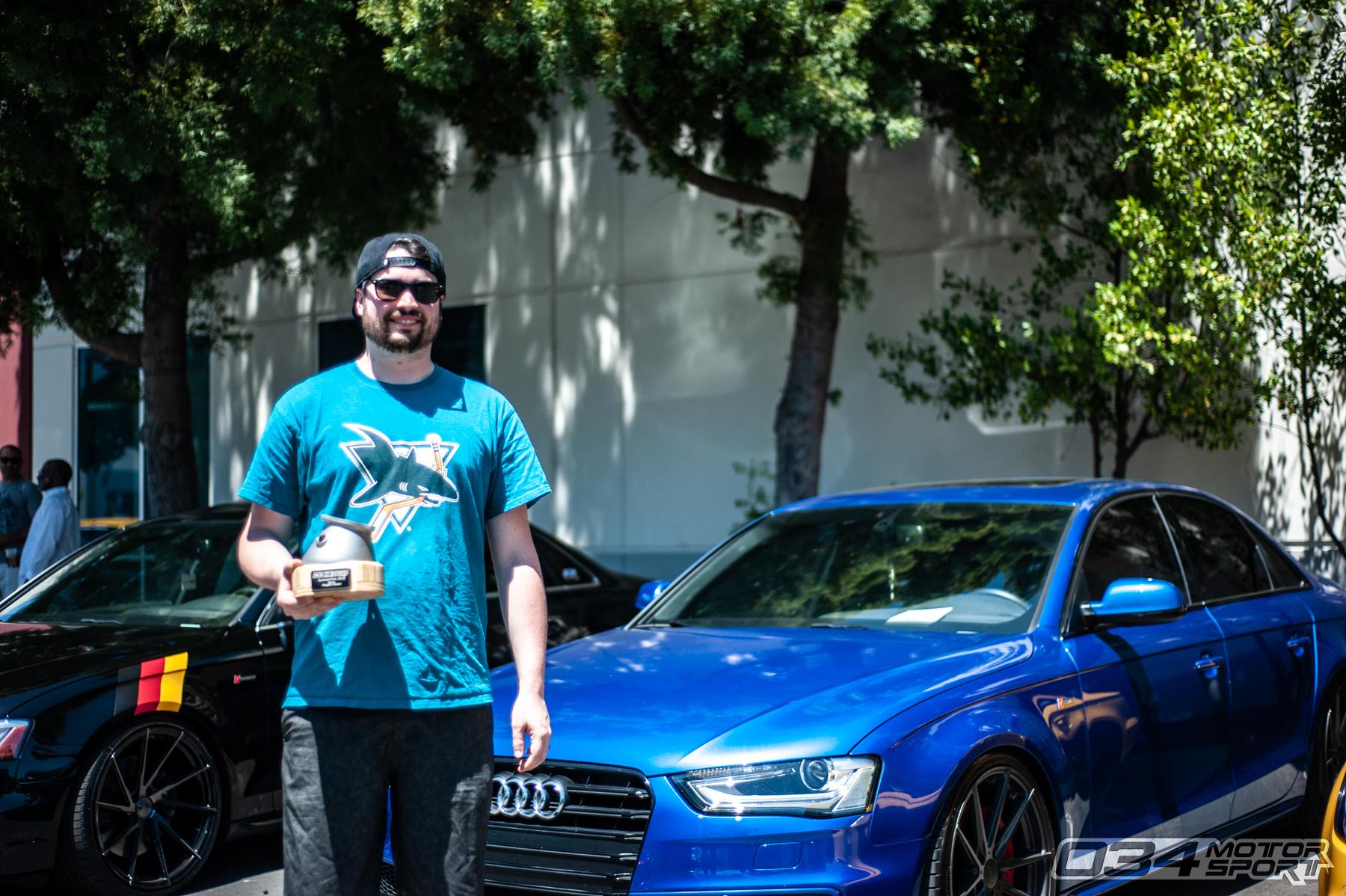 Mike Vetrone's B8.5 Audi S4 3.0 TFSI