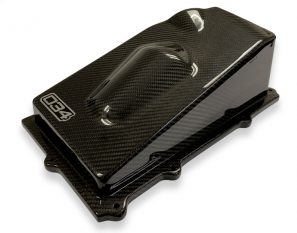 X34 Closed-Top Carbon Fiber Airbox for Audi 8S TTRS & 8V.5 RS3