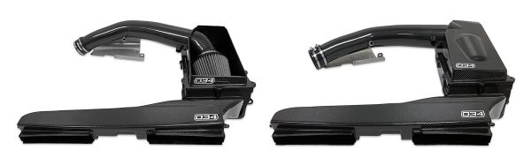 X34 Carbon Fiber Intake Bundles for Audi 8S TTRS & 8V.5 RS3