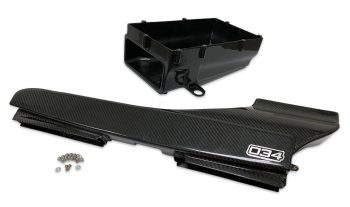 Now Available: X34 Carbon Fiber Fresh Air Duct and Lower Airbox for Audi 8S TTRS and 8V.5 RS3