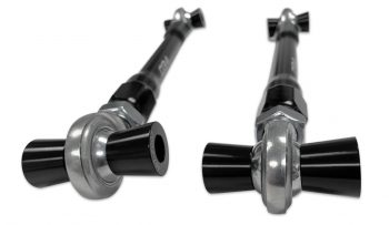 Available Now: Motorsport Line Billet Adjustable Toe Links for MQB Chassis