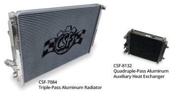Now Available: CSF Cooling Products for Audi 8V A3/S3, 8S TTS, and Volkswagen MkVII Golf R