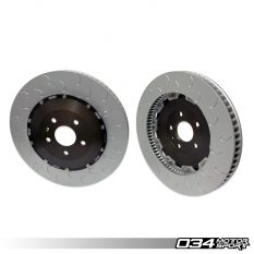 Now Available: 2-Piece Floating Rotor Upgrade Kit for Audi 8V.5 RS3