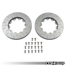 Available Now: Replacement Rotor Ring Kits for 034Motorsport's Two-Piece Rotors