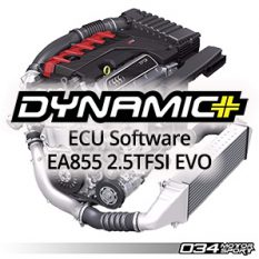 Available Now: Stage 2 Dynamic+ Tuning for Audi 8S TTRS & 8V.5 RS3!