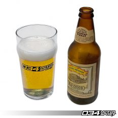 New Beer Glasses Now Available From 034Motorsport!